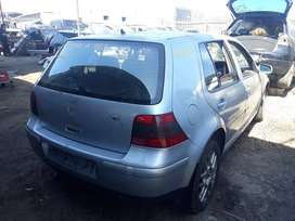 Golf 4 1.9 TDI 2002 Model - Stripping for Spares