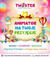 Animator, animacje dla dzieci