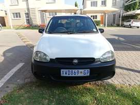 2005 opel corsa 1.4 Lite with low mileage and amazing sound