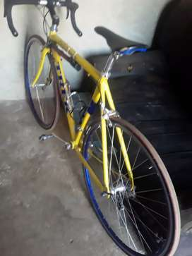 A fix bicycle for sale still in good condition