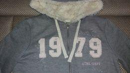 Bluza r.152/158 na futerku