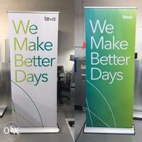 Banners Roll up banners offers 5000 0