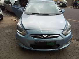 Hyundai accent 1.6 73,000kms for sale