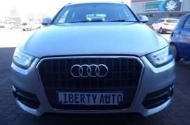 2012 #Audi #Q3 2.0 #TDi #SUV 100,000km Fifth #Generation  LIBERTY AUTO