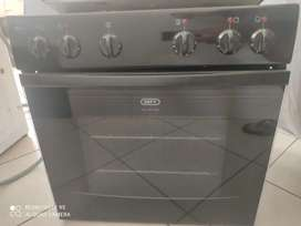 Defy oven and hob 60cm
