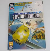 2 gry PC CD-ROM Sky Defender, Pacific Leberation Force