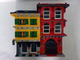 LEGO City - Kamienice - UNIKAT!!