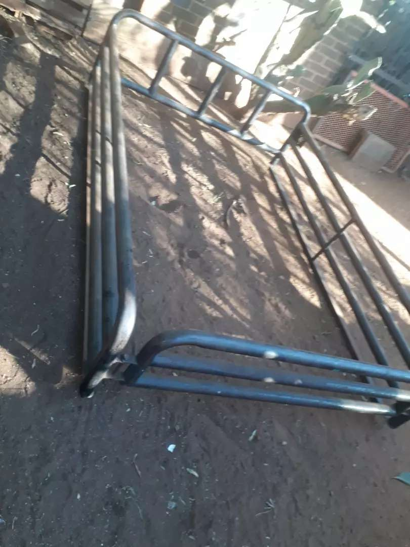 Toyota long wheel base bakkie cage not compatible on D4D. 0