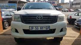 2014 Toyota Hilux 2.5D High Rider