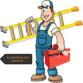 KC PLUMBLING AND ELECTRICAL