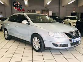 2006 Vw Passat 2.0Fsi Highline with Sunroof! Bargain