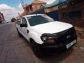 Ford Ranger, 2.2 ltr engine, double cab.