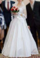 Продам свое стильное свадебное платье!