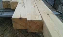 Брус 200х200 деревянный.