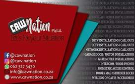 Installations, call out and repairs