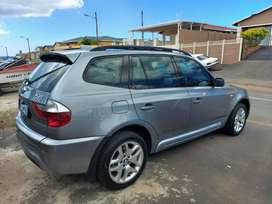 2007 BMW X3 3.0D Motor Sports Steptronic