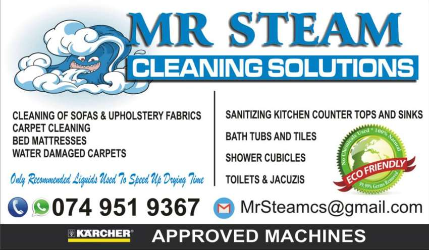 Mr Steam Cleaning Solutions 0