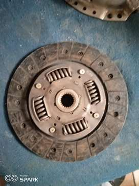 Clutch plate never used