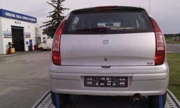 Tata Indica 1.4MPFI-2010r-31200 km-na części