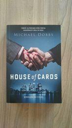 """Powieść """"House of Cards"""" Michael Dobbs"""