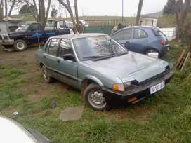 Honda ballade for sale