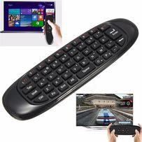 Гироскопная аэромышь пульт с клавиатурой Air mouse C120 Smart TV X96,