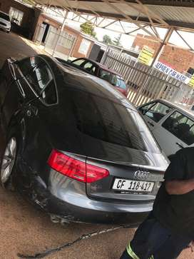 Audi A5 disel auto stripping for parts