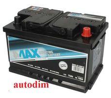 Nowy akumulator 4Max Ecoline 60Ah 540A P+