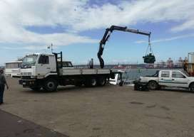 Crane trucks for hire - 35 years in business