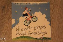Niezwykłe przygody Maksa Europejskiego-opowieść dla dzieci-803