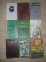 Книги: Куприн, Айтматов, И.Шоу, Г.Манн, Лесков и др.