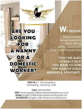 Looking for a domestic worker or nanny