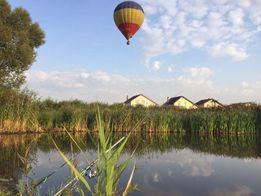 Полет на воздушном шаре над Киевом и областью