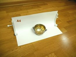 Стенд/стол для предметной съемки, софтбокс/лайтбокс/фотобокс/фотокуб