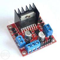 L298N драйвер шаговых двигателей ардуино arduino