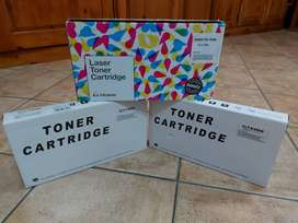 Printer cartridges for sale - 3 for the price of 1
