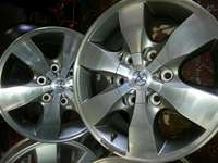 Image of Fortuner mags 16 inch with centre caps on sale