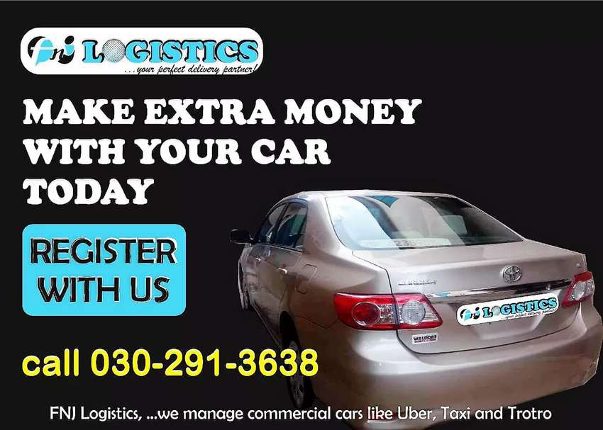 let your car earn you money 0