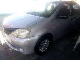 2013 Toyota Etios for sale