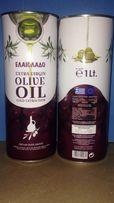 Олія Оливкова Греція 1л ЖБ(опт)