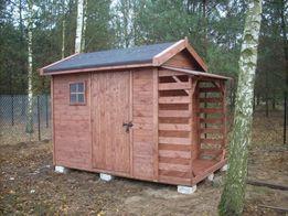 sprzedam nowy domek ogrodowy o wym. 3.0m x 2.0m w cenie 3500zł