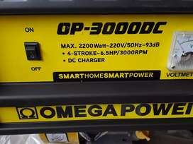 3000DC Omega Pull Start generator for only R3500 special price
