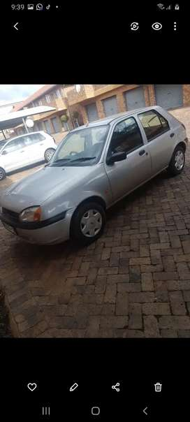 Ford fiesta 2003 R35000 Negotiable