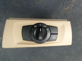 For sale bmw e90 headlights switch