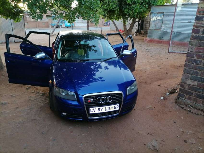 This car its so dangerous, very powerful... Its a Vrrrrr PA!!! Audi S3 0