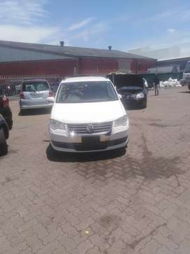 Vw touran in good condition