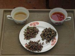 Чай из веток плодовых деревьев