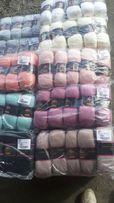 Продам пряжу для ручного вязания Турция