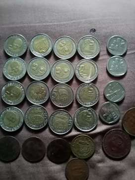 Am selling old coins in afodable price