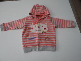 bluza dla dziewczynki na 3-6 miesięcy na 8 kg. M&S w stanie idealnym